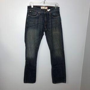 Levi's Slim Straight Jeans 514 Sz 32x34